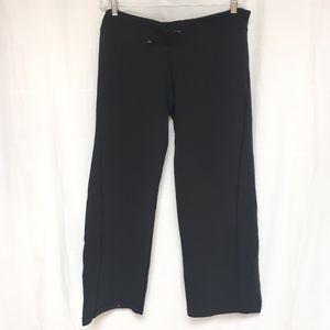 Lululemon Vintage Black Pants Wide Leg 12